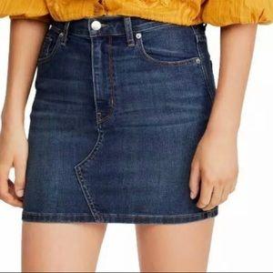Free People Sparrow Pencil Skirt. Size 22 Waist
